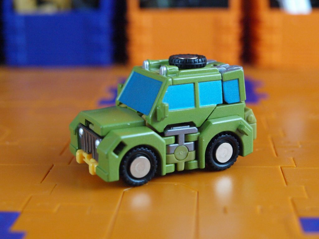 Hogan vehicle mode