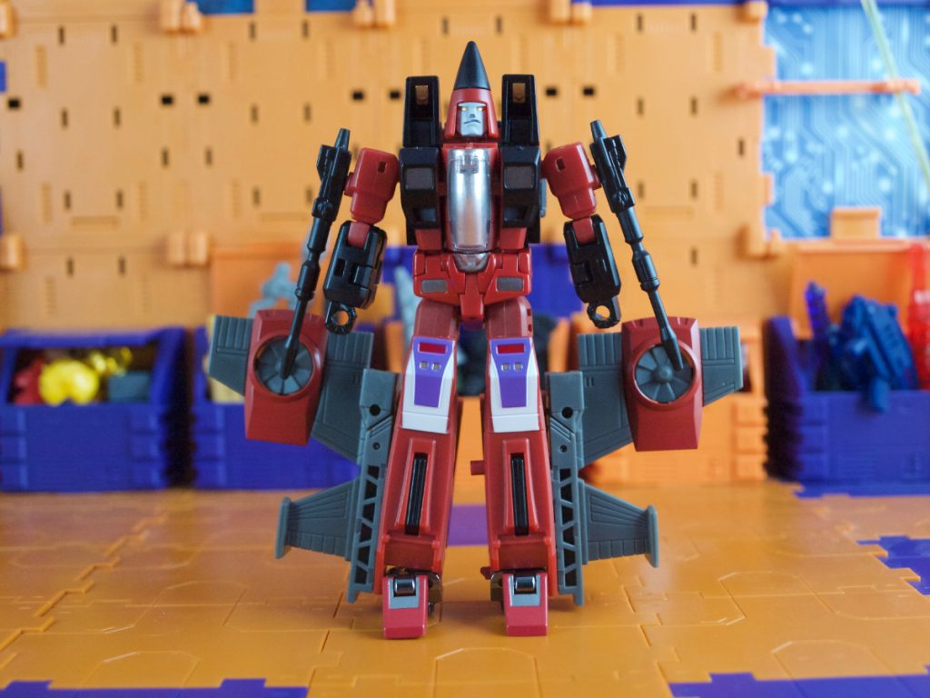 Mammon robot mode