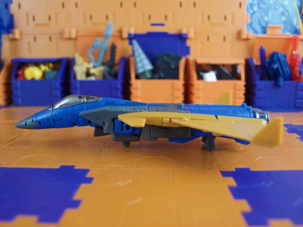 Mephisto in jet mode