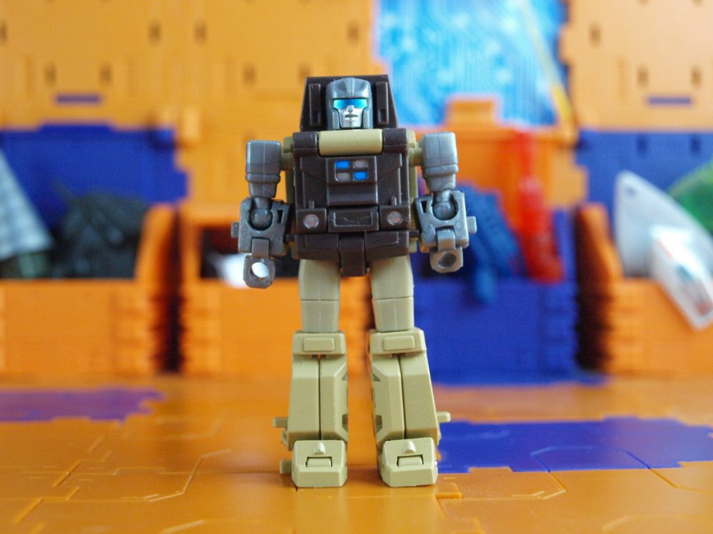 William Bonney robot mode