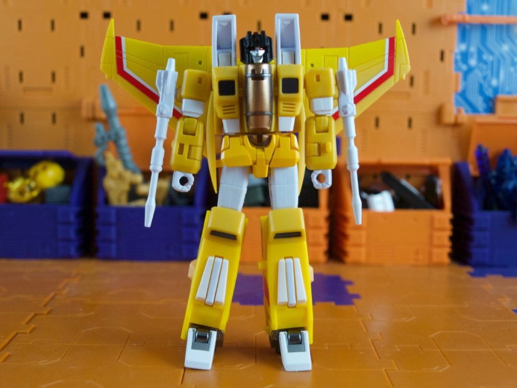 Amy robot mode