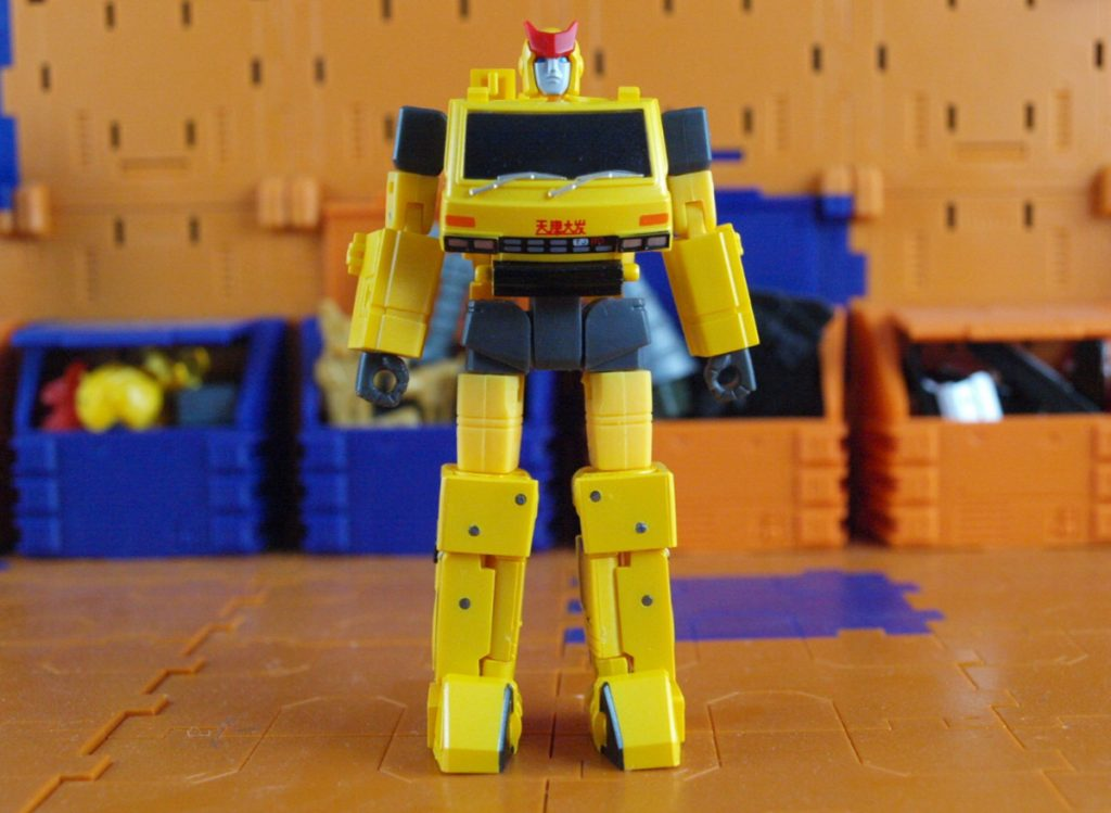 Tata robot mode
