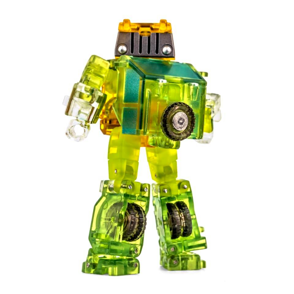 New Age H19T robot mode back view