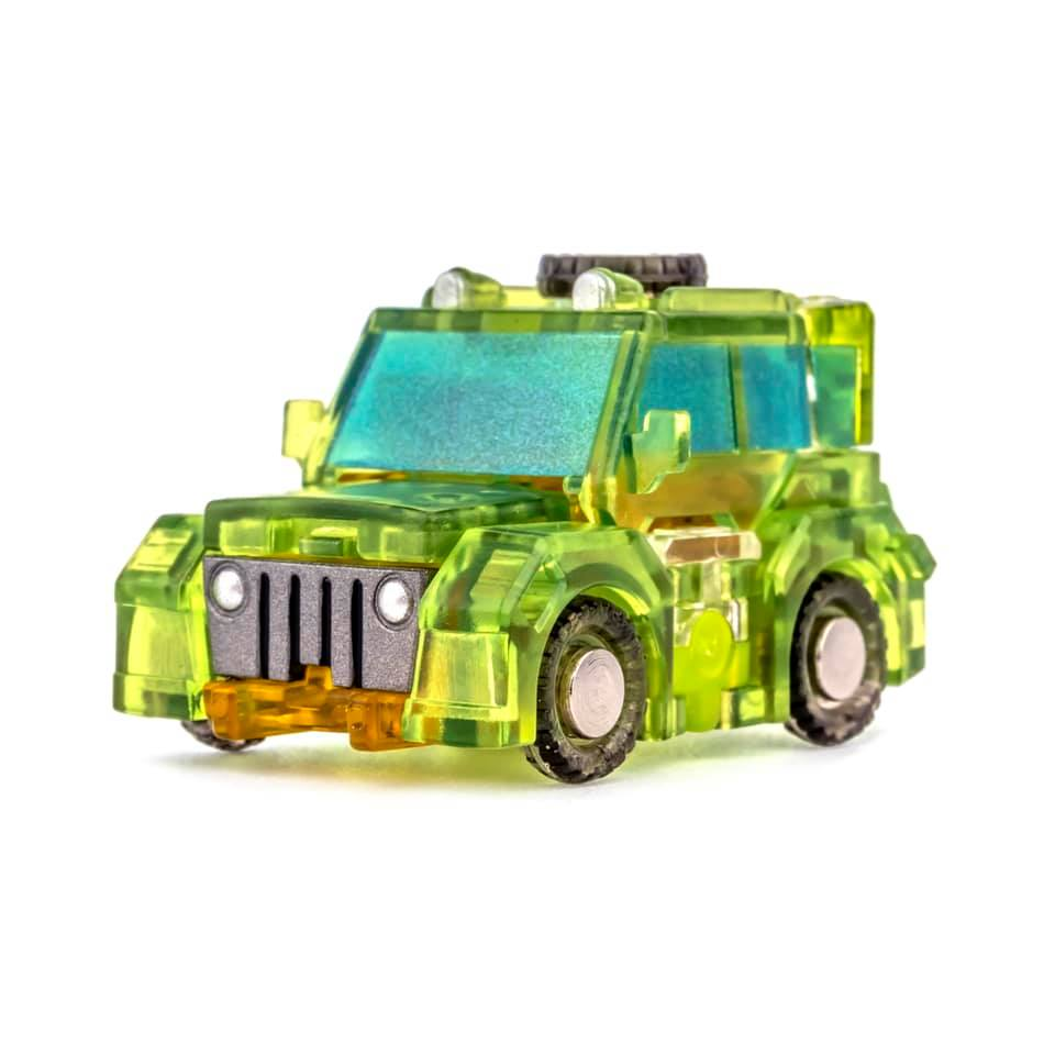 New Age H19T vehicle mode