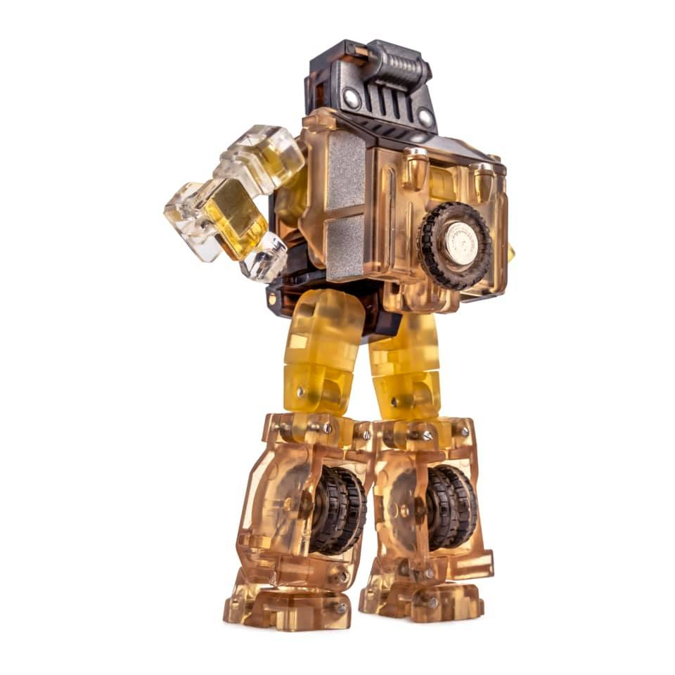 New Age H20T robot mode back view
