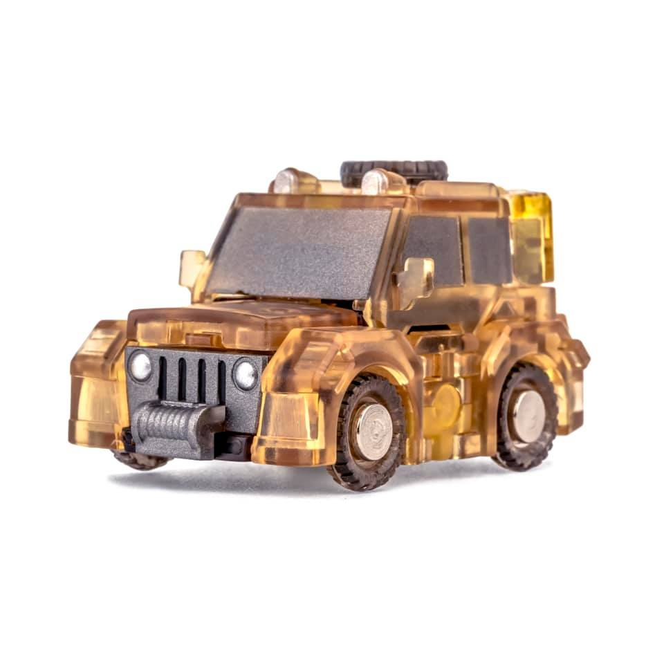 New Age H20T vehicle mode