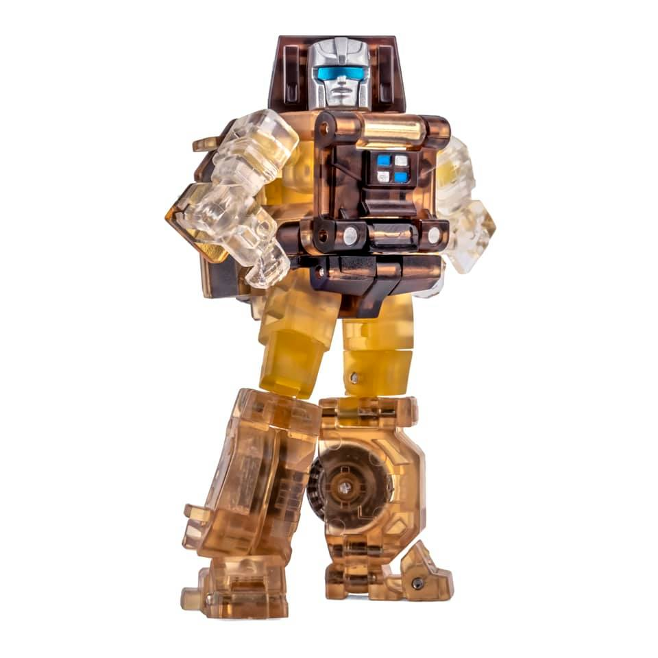 New Age H20T robot mode