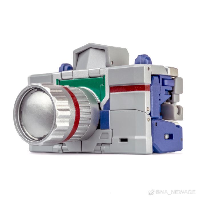 Chimera camera mode