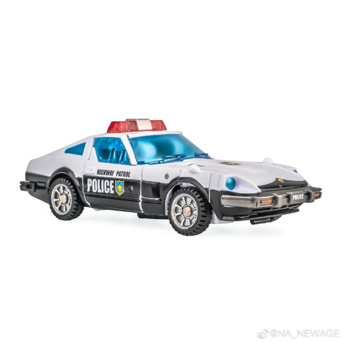 New Age H3EX Harry vehicle mode