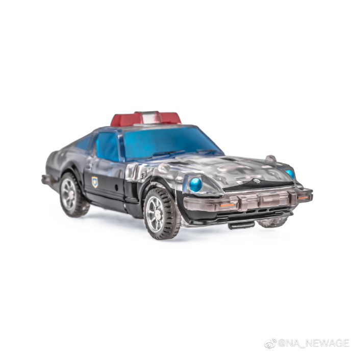 New Age H3T Harry vehicle mode