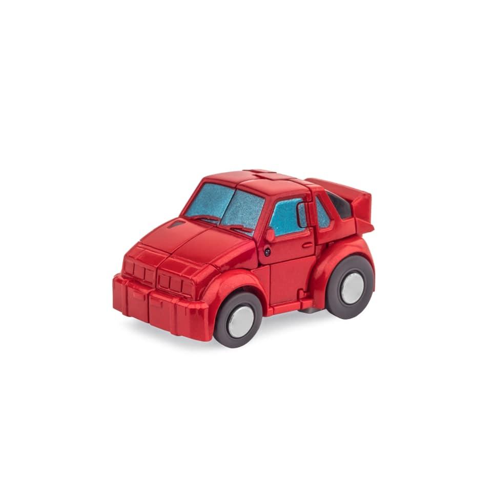 New Age Vanishing Point vehicle mode