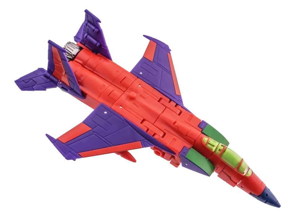 H14B Shazaam jet mode