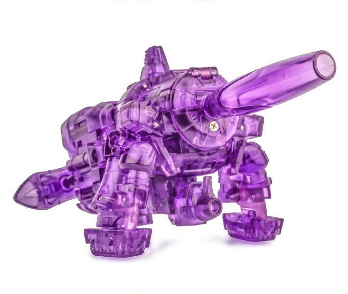 H23P Darius cannon mode